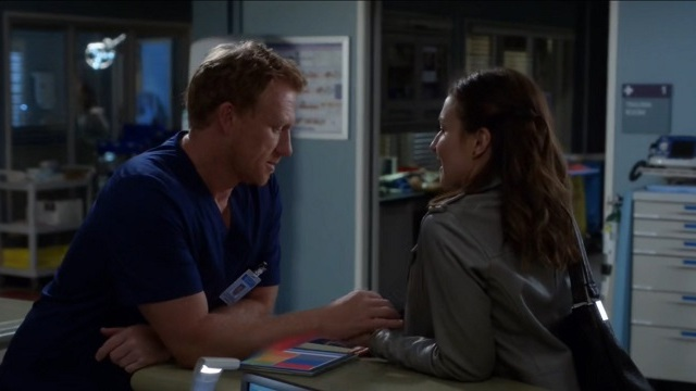 Grey's Anatomy Amelia e Owen
