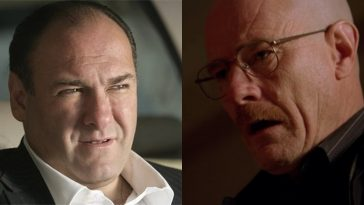 breaking bad walter white tony soprano