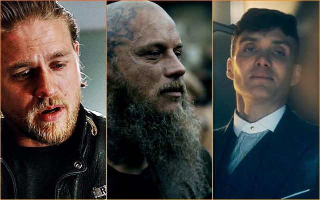 Thomas Shelby, Ragnar, Jax