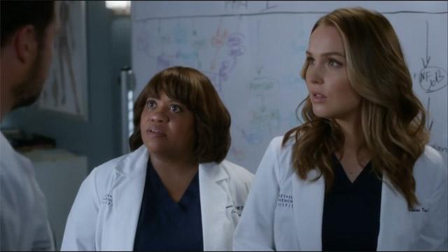 Grey's Anatomy - bailey