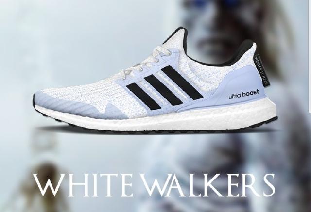 Game of Thrones - Le prime foto delle scarpe Adidas ispirate alla ... cacb8bcfa53