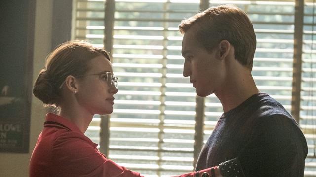 Riverdale - Penelope e Clifford