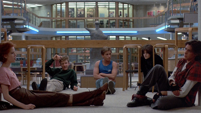Riverdale - The Breakfast Club