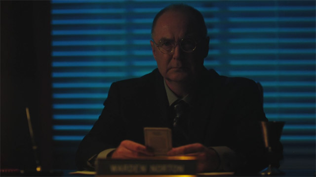 Riverdale - Warden Norton