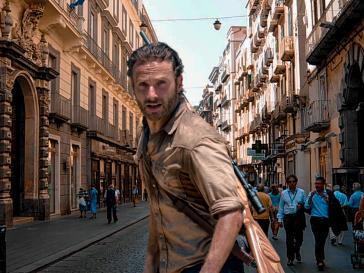 The Walking Dead Napoli