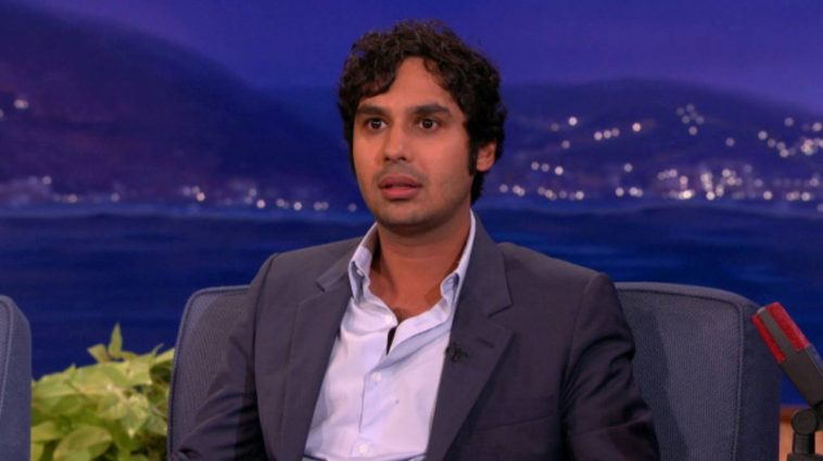 Kunal Nayyar The Big Bang Theory