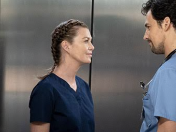 grey's anatomy - meredith -deluca