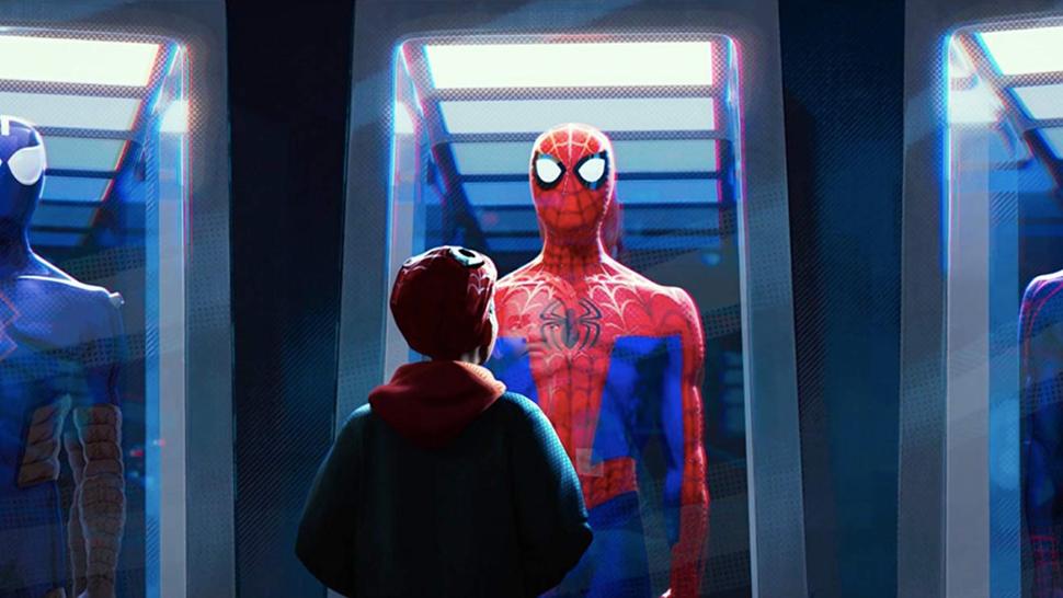 Spiderman porno cartoni animati