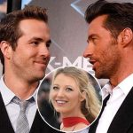 Blake Lively - Hugh Jackman - Ryan Reynolds