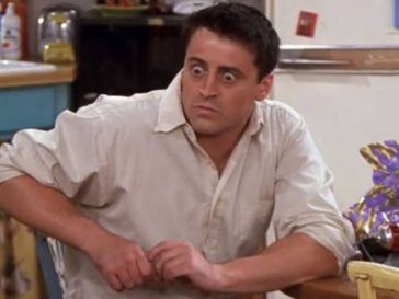 Friends - Joey Tribbiani