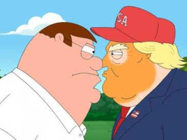 I Griffin - Trump - Battute Gay
