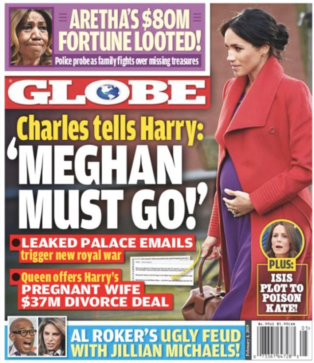 Meghan Markle non piace alla Regina Elisabetta: