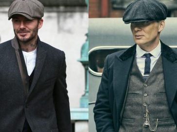Peaky Blinders - David Beckham
