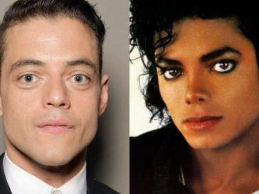 Rami Malek - Michael Jackson