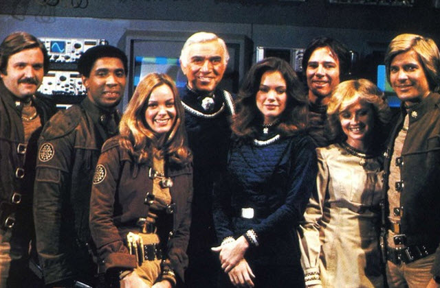 Serie Tv - Lost - Battlestar Galactica