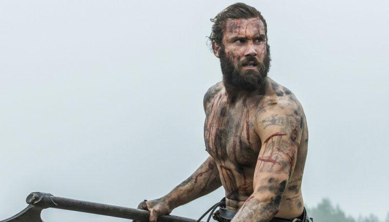 Vikings - Rollo - Clive Standen