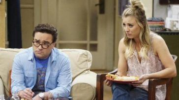 The Big Bang Theory - Penny - Leonard