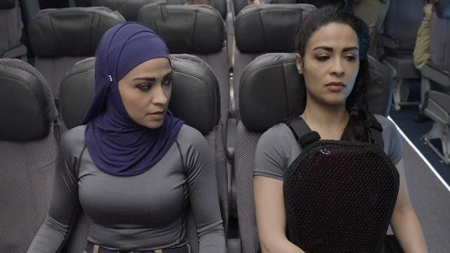 nimah and raina quantico Friends