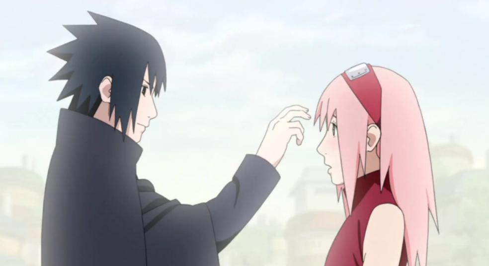 Naruto - Sasuke Sakura