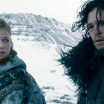 Game of Thrones - Kit Harington - Rose Leslie
