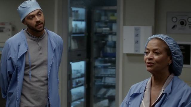 Grey's Anatomy - Jackson Avery e Catherine Fox