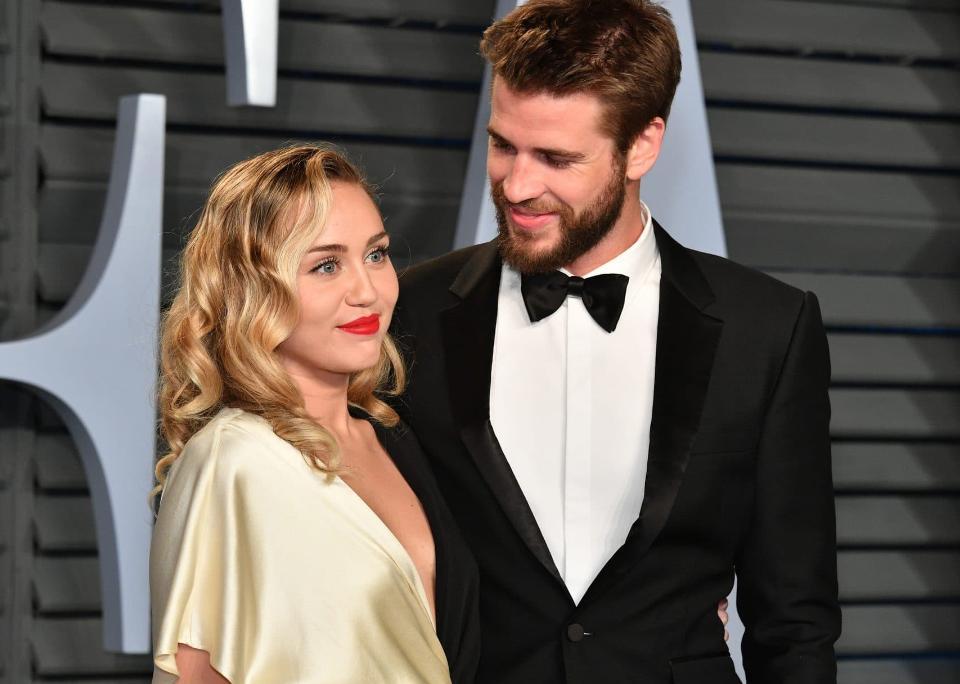 Liam Hemsworth e Miley Cyrus si sono separati, l'annuncio della rottura
