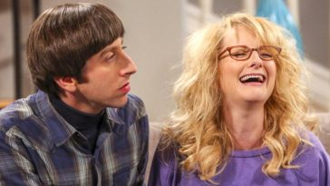 The Big Bang Theory - Howard Bernadette