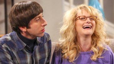 The Big Bang Theory - Howard Bernadette