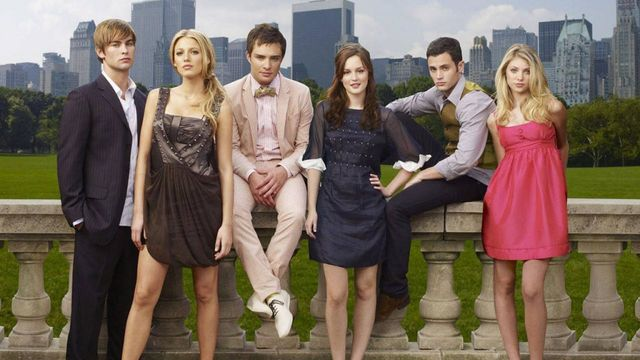 Grey's Anatomy gossip girl