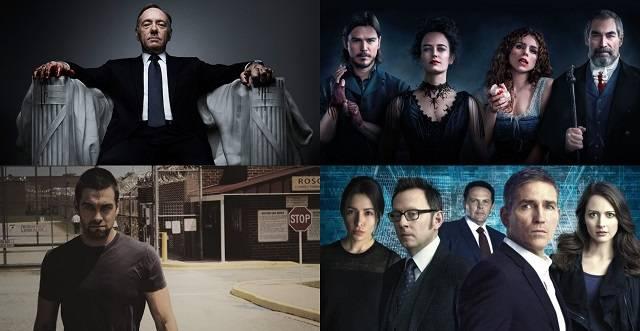 House of Carsa . Serie Tv frenesia ultima stagione