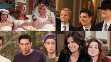 Friends contro How I Met Your Mother