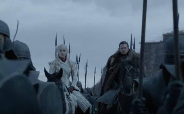 Game of Thrones 8 - Battaglia di Winterfell