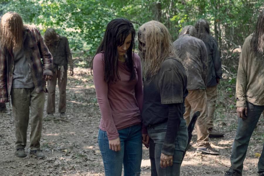 The Walking Dead 9x12