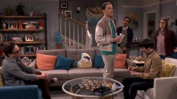 The Big Bang Theory 12x17