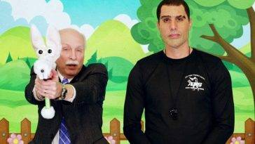 Who Is America - Sacha Baron Cohen
