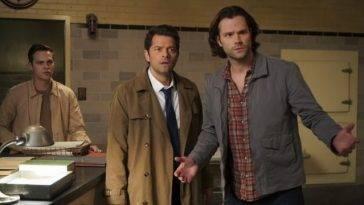 supernatural 14x14/14x15