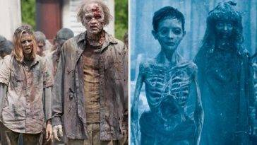 Game of Thrones The Walking Dead