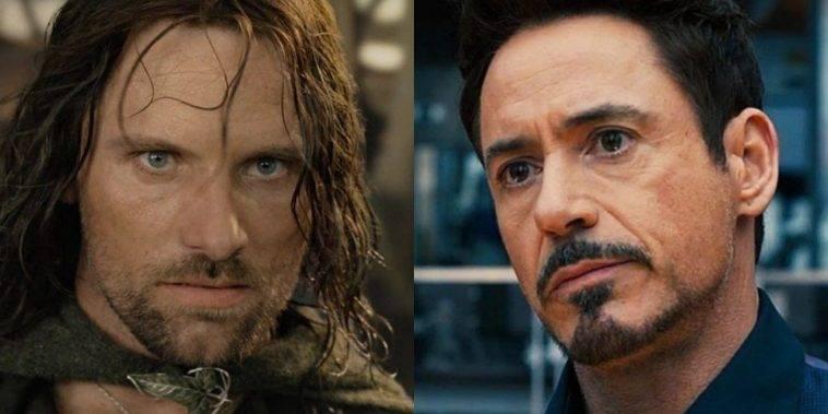 Il Signore degli Anelli - serie Tv Avengers