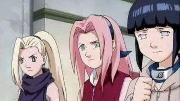 Naruto - Personaggi femminili