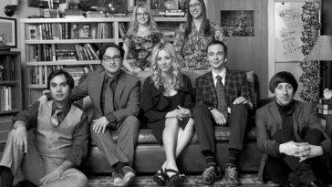 The Big Bang Theory - Addio Cast