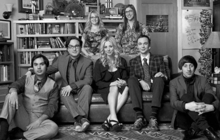 The Big Bang Theory - Addio Cast