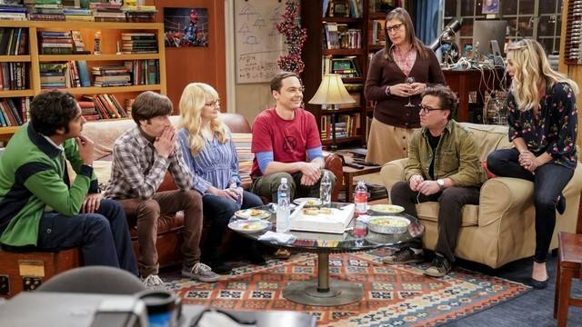 The Big Bang Theory finale