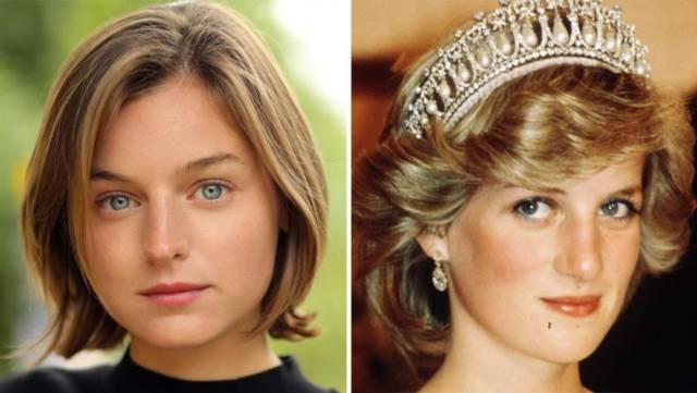 The crown 4 emma corrin lady diana spencer