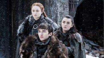 game of thrones sansa bran arya