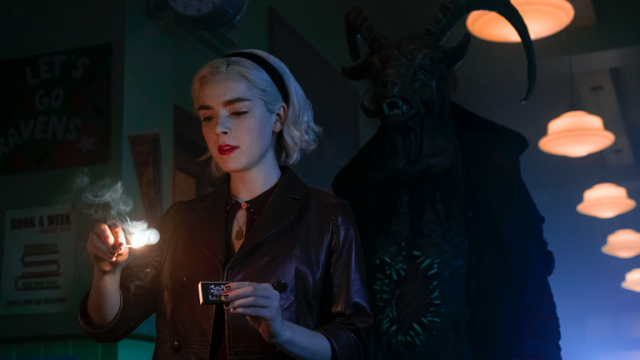 chilling adventures of sabrina 2