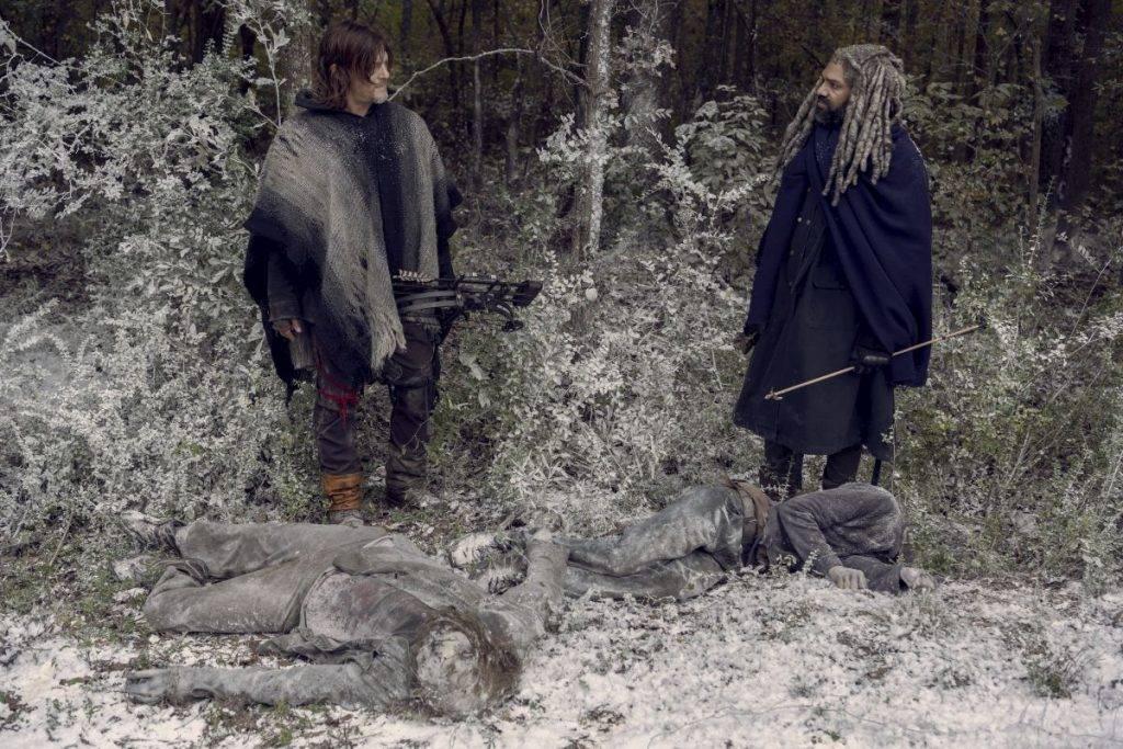The Walking Dead 9x16 - C'è tensione tra Daryl e il Re