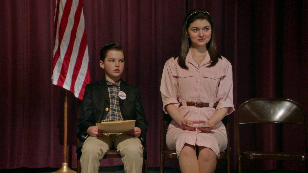 Young Sheldon 2x19