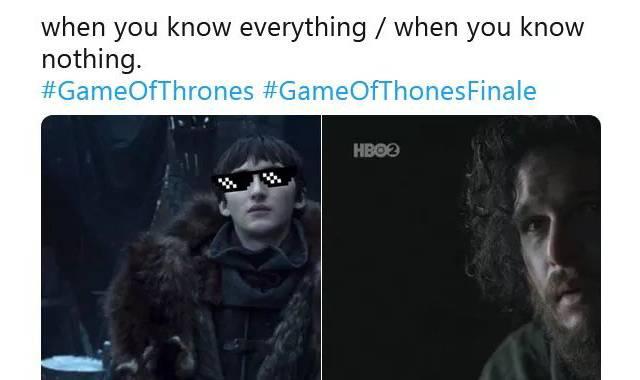 Bran Vs Jon