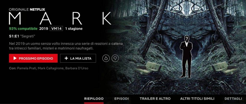 Mark Caltagirone Netflix