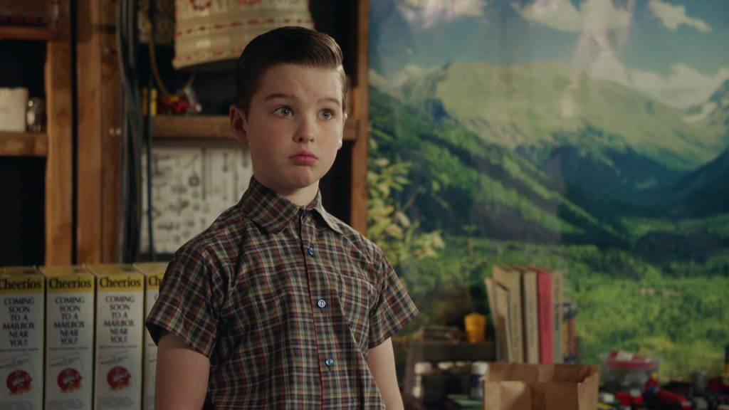 Young Sheldon 2x22